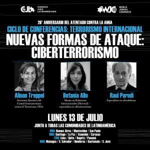 Nuevas formas de ataque: Ciberterrorismo