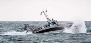 Elbit Systems Ltd extende las capacidades operativas de su buque de superficie no tripulado Seagull (USV) integrado un mini sistema aéreo no tripulado (UAS)