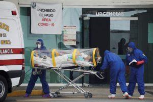 """En la jornada 36 de la """"Nueva Normalidad"""", la Secretaría de Salud informó que México acumula 31 mil 119 decesos y 261 mil 750 casos de COVID-19."""