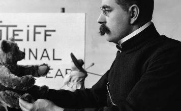 El oso de peluche lleva el nombre del presidente Theodore Roosevelt. Menos conocidos son los inventores del oso de peluche, Rose y Morris Michtom