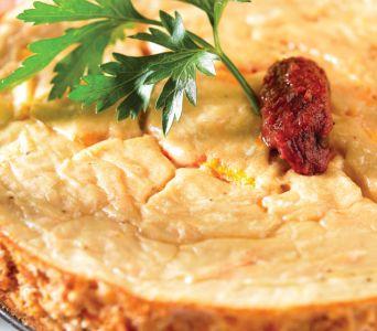 Receta del día: Pastel de atún