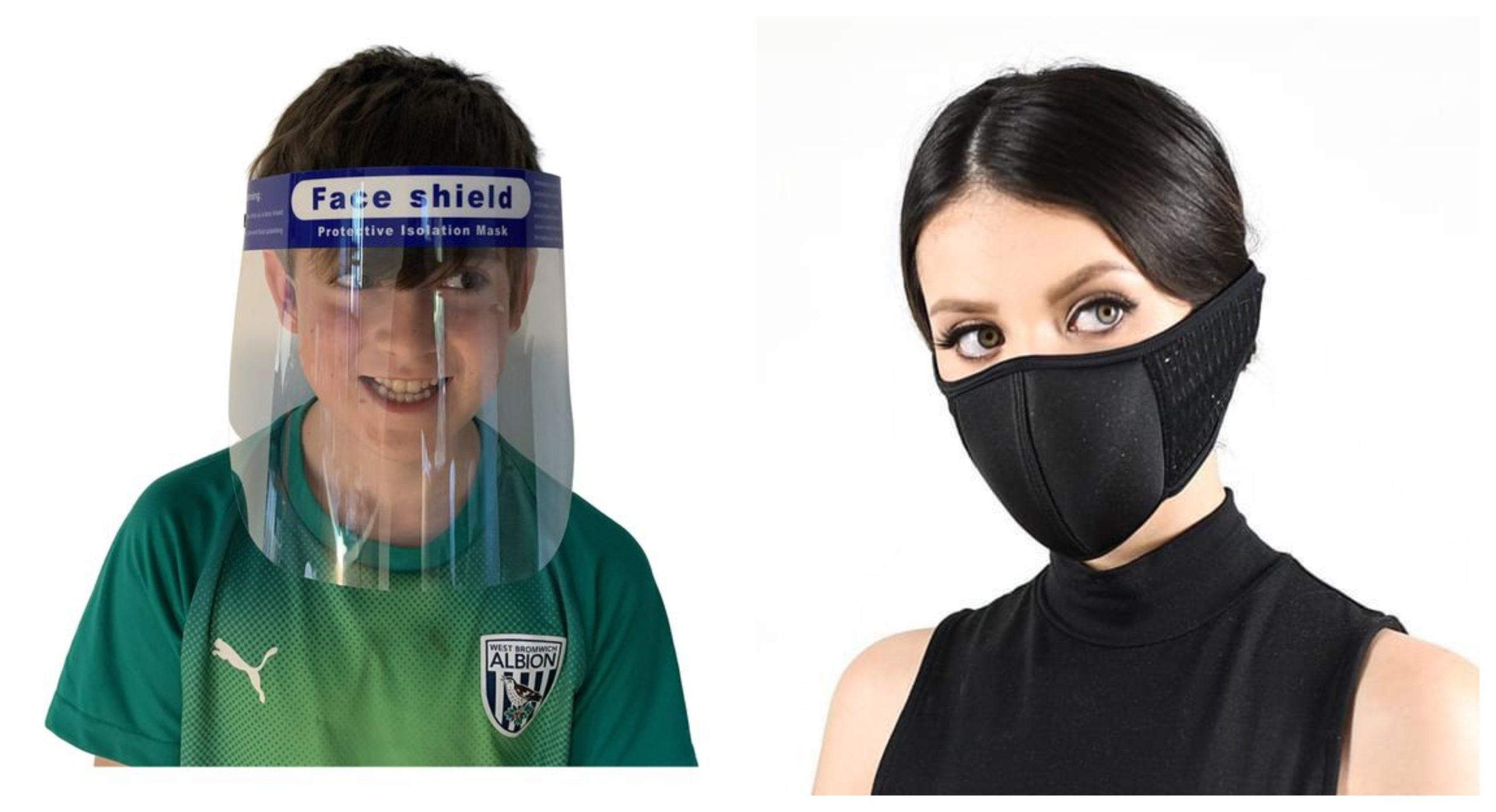 Las caretas faciales se ven más cómodas que los cubrebocas al no estar en contacto directo con la nariz y la boca ¿qué dice la ciencia? ¿Cuál es mejor?