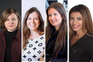 4 mujeres israelíes ganaron el prestigioso premio European Women in Tech Award, junto con otras 20 mujeres líderes en varios campos de la tecnología