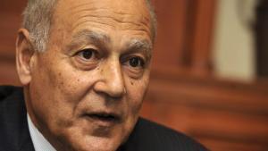 El jefe de la Liga Árabe, Ahmed Aboul Gheit, dijo movilizará esfuerzos árabes para brindar apoyo a Líbano después de que la catastrófica explosión