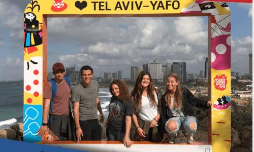 El coronavirus no los detiene: este lunes, 150 jóvenes mexicanos salen a Israel en vuelo charter