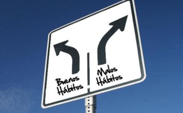 Solo cuando somos capaces de identificar y reconocer nuestros malos hábitos, estamos en condiciones de implementar un cambio en ellos