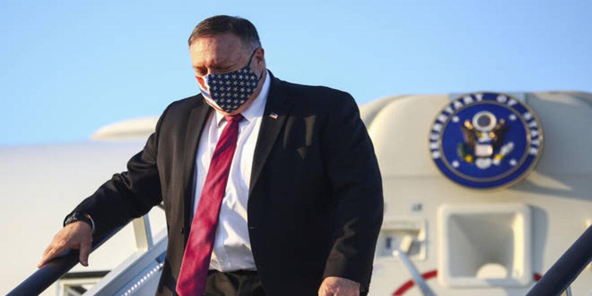 El secretario de Estado norteamericano, Mike Pompeo visitará Jerusalén el lunes, y señalaron que también viajará a los Emiratos Árabes Unidos.