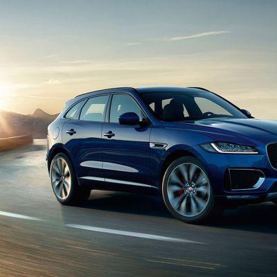 Jaguar se asocia con Rob Whitworth, para producir un impresionante filme de lanzamiento para el nuevo F-PACE