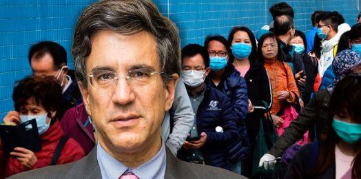 """""""La pandemia ha desnudado a los gobiernos del mundo"""": Carlos Elizondo"""