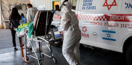 Hospitales de Jerusalén y Ashdod no recibirán a más  pacientes con COVID-19