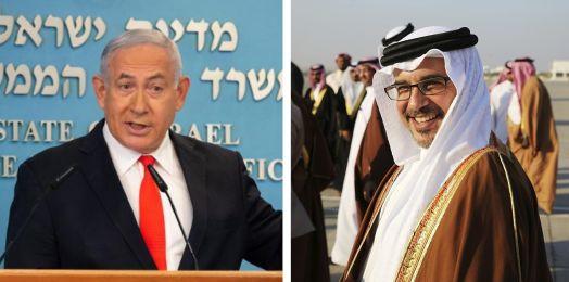 Netanyahu se comunica con el príncipe heredero de Baréin