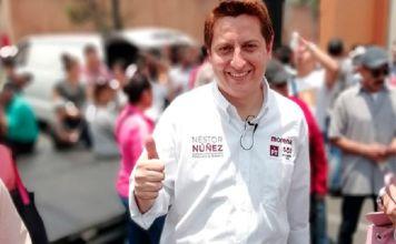 El alcalde de Cuauhtémoc en la Ciudad de México, Néstor Nuñez López, envió una carta para desear Shaná Tová a la comunidad judía mexicana.