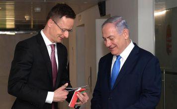 El canciller de Hungría, Peter Szijjarto, será el único diplomático de la UE que asistirá a la ceremonia del acuerdo de paz entre Israel y EAU