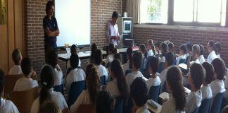 En el año 1965 la Comunidad Judía de Madrid fundó el Centro de Estudios Ibn Gabirol para ser el principal pilar de la educación judía en la capital española
