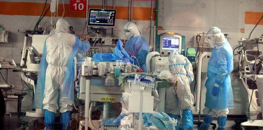 Israel rebasa los 190,000 casos acumulados de coronavirus