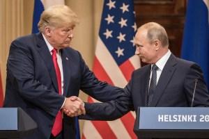 Según informes, el líder ruso Vladimir Putin se ha unido al presidente Trump como candidato para el Premio Nobel de la Paz 2021.