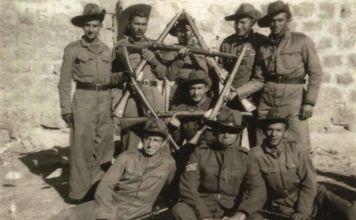 Unidades especiales de judíos de Israel fueron reclutados para combatir a Hitler en el marco de los ejercitos aliados, por ejemplo la Brigada judía