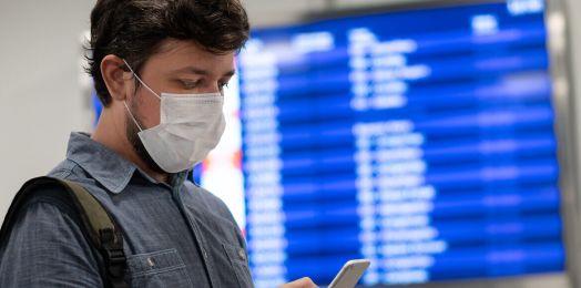 Prueba de gárgaras COVID-19 israelí instantánea se implementa en aeropuertos europeos