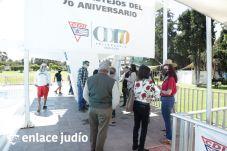 10-10-2020-PRESIDENTE DEL COMITE CENTRAL DE LA COMUNIDAD JUDIA COMPITE EN ANIVERSARIO 70 DEL CDI 4