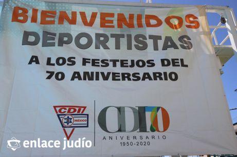 10-10-2020-PRESIDENTE DEL COMITE CENTRAL DE LA COMUNIDAD JUDIA COMPITE EN ANIVERSARIO 70 DEL CDI 69