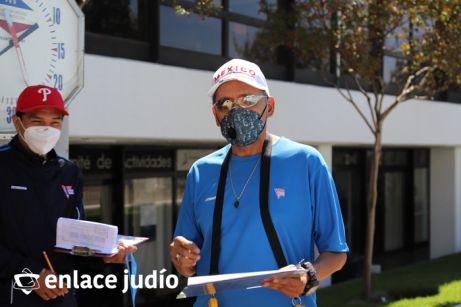10-10-2020-PRESIDENTE DEL COMITE CENTRAL DE LA COMUNIDAD JUDIA COMPITE EN ANIVERSARIO 70 DEL CDI 85