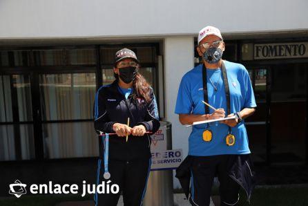 10-10-2020-PRESIDENTE DEL COMITE CENTRAL DE LA COMUNIDAD JUDIA COMPITE EN ANIVERSARIO 70 DEL CDI 87