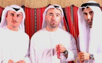 Jeques de Dubai organizan fiesta para la estrella pop más grande de Israel Omer Adam