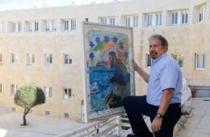 David Breakstone en vísperas del Congreso Sionista Mundial, organizado por la Organización Sionista Mundial