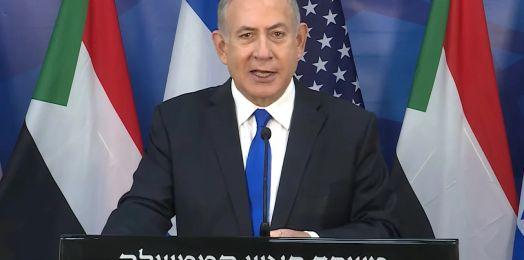 El mensaje de Netanyahu con motivo del acuerdo Israel-Sudán