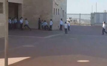 Escuela ultraortodoxa en Israel