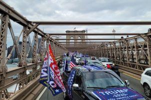 Nueva York: Agreden a judíos pro-Trump durante caravana de apoyo