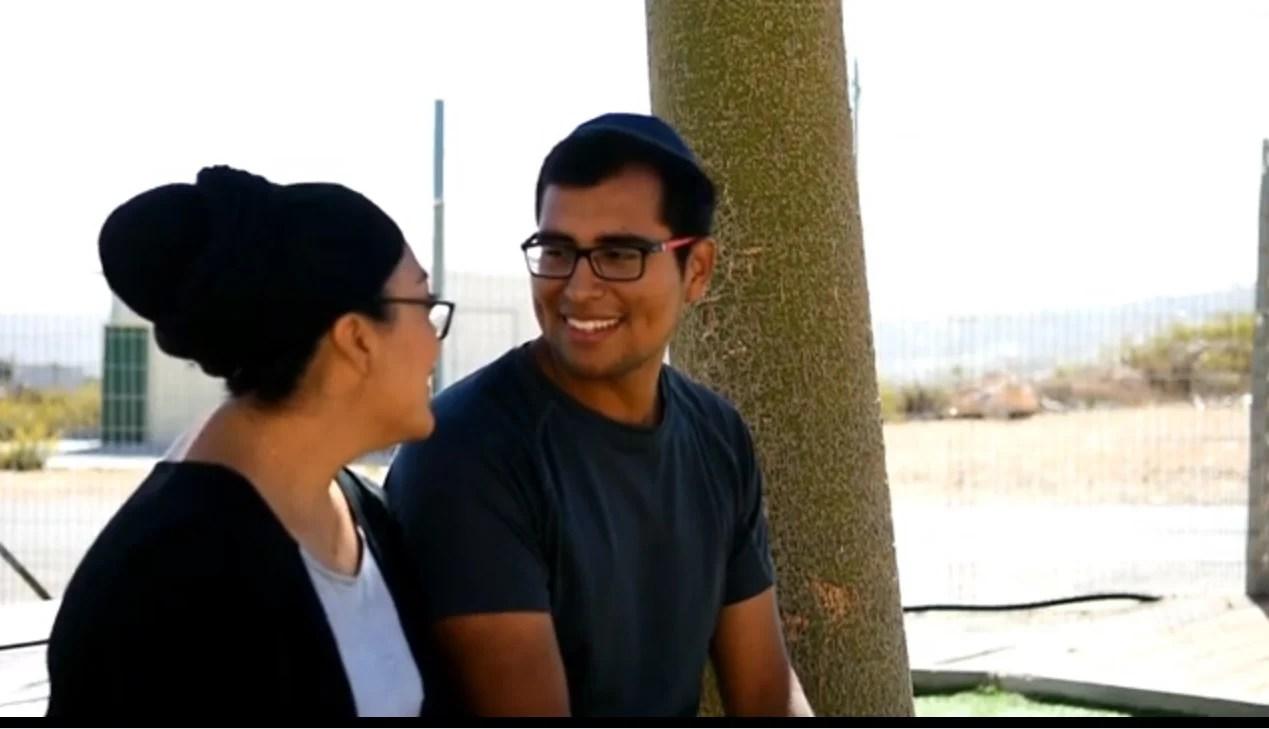 La pareja latina que pide ayuda a la comunidad judía para hacer realidad su familia