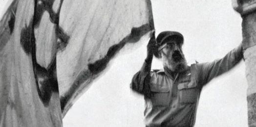 Shlomo Goren, el primer Gran Rabino de la Fuerza de Defensa de Israel