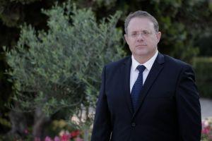 Yaakov Hagoel, el presidente de la Organización Sionista Mundial