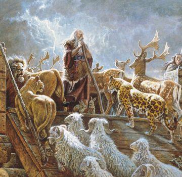 Rabino Yosef Bitton/ Noaj y las primeras leyes Divinas