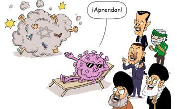 el coronavirus ha fracturado la cohesión de la sociedad israelí