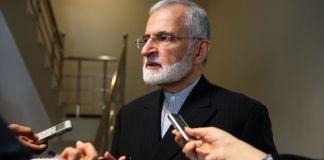 Kamal Kharrazi, jefe del Consejo Estratégico de Relaciones Exteriores de Irán