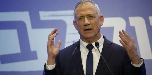 Netanyahu perjudicó a Israel al revelar viaje a Arabia Saudita: Gantz