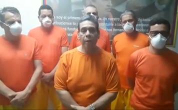 seis ex ejecutivos de la refinería estadounidense Citgo detenidos en Venezuela