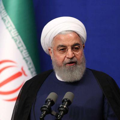 Presidente de Irán se dice optimista sobre relaciones con EE. UU., liderado por Biden