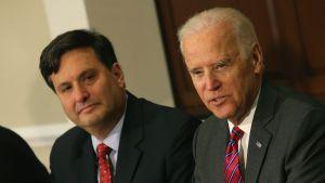 Ron Klain y Joe Biden