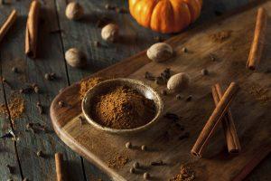 Especias de calabaza o pumpkin spices