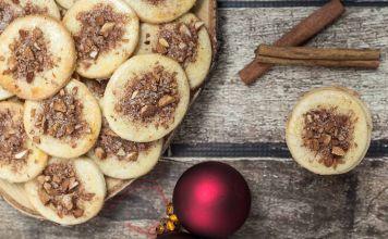 galletas judías muy tradicionales islandesas,