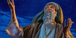 Ilustración del Patriarca Abraham