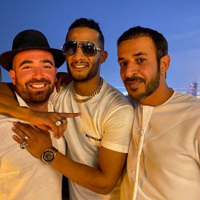 Cantante egipcio se toma foto con estrella israelí; ahora tratan de hacerle la vida imposible en su país