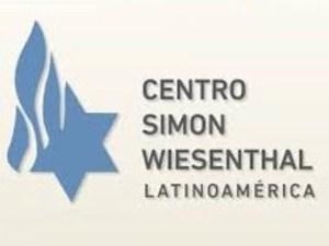 """Logotipo del En el marco del 82 Aniversario del Pogrom conocido como """"Kristallnacht"""", el Centro Wiesenthal"""
