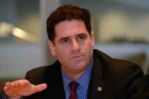 El embajador de Israel en EE. UU., Ron Dermer