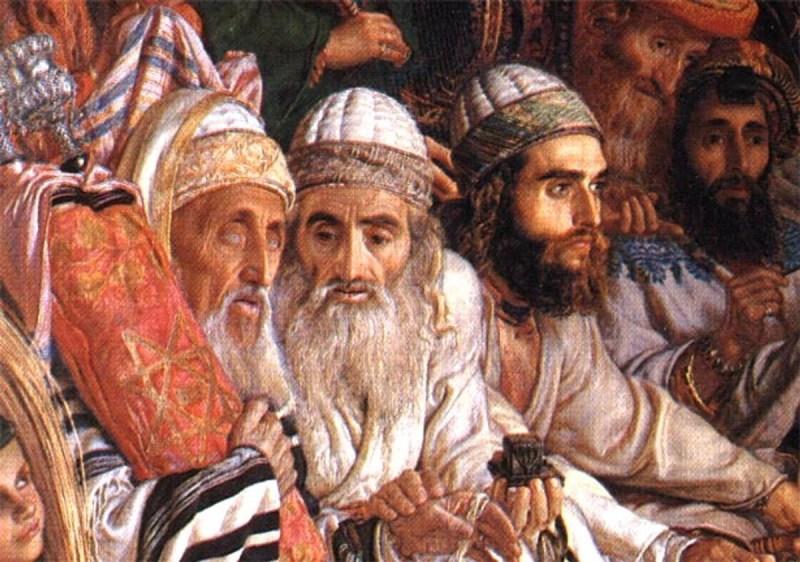 jueces judíos del Sanhedrin