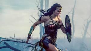 Stil de la película Wonder Woman