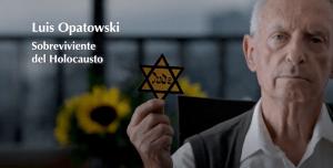 Luis opatowski es la cara de la campaña #QueNoNosVeamosEnFiestas del Comité Centarl de la Comunidad Judía de México